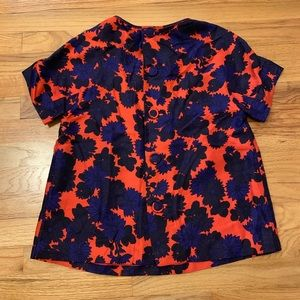 Marc By Marc Jacobs Tops - Marc Jacobs Short Sleeve Blouse